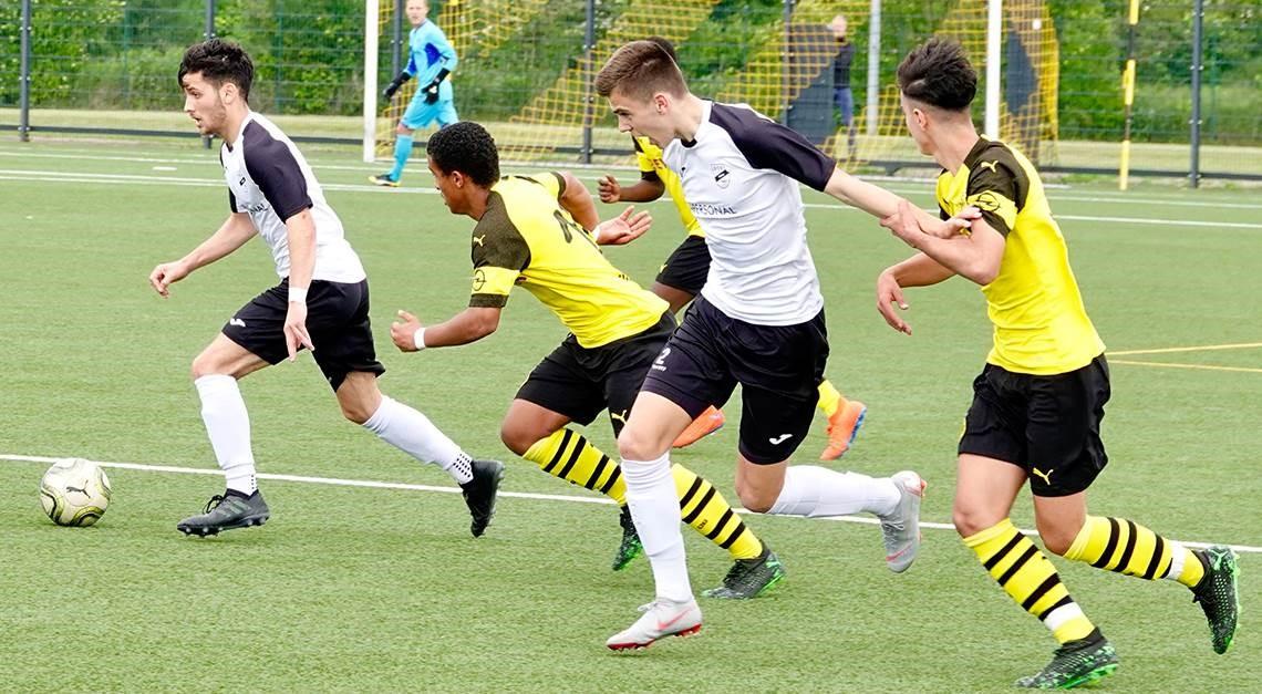 U17: Niederlage in Dortmund