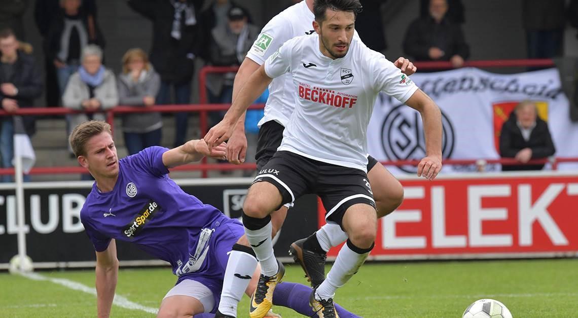 Aygün Yildirim auch kommende Saison beim SC Verl