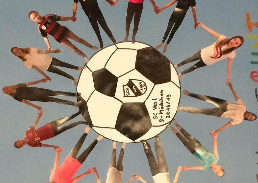 Fußball-Schnuppertage für Mädels im Juni