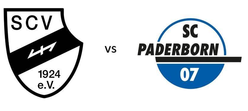 Testspiel gegen den SC Paderborn 07