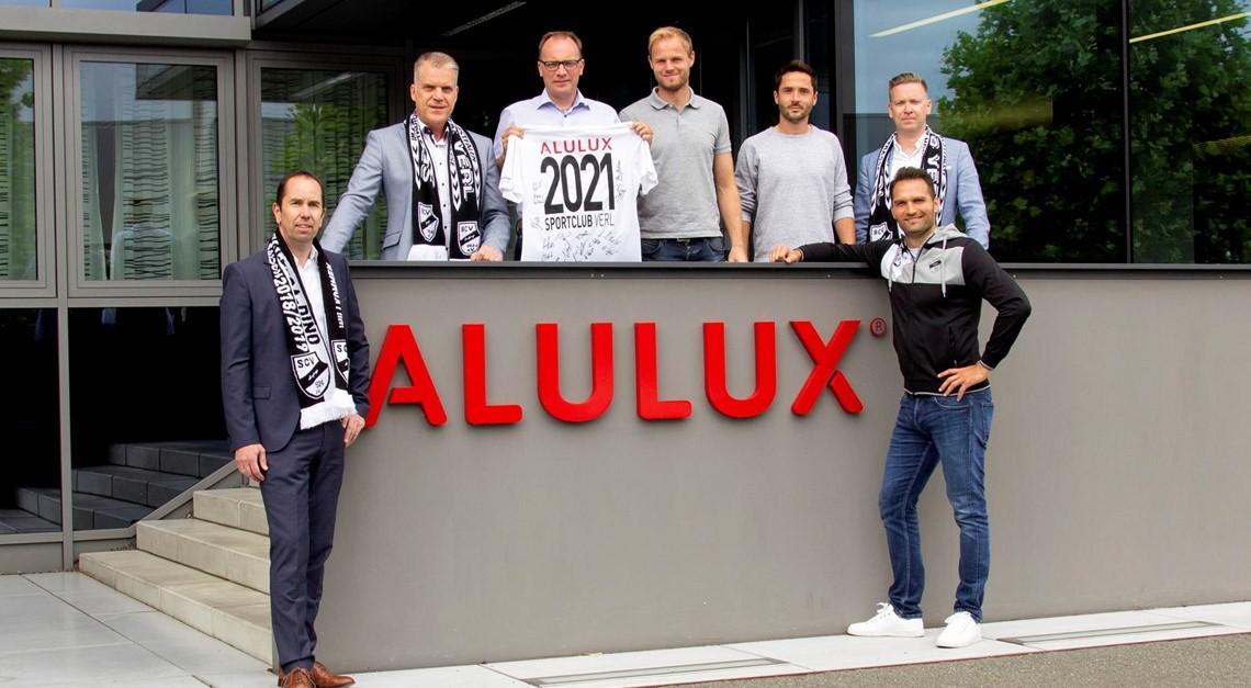 Alulux und Sportclub gehen in die Verlängerung.