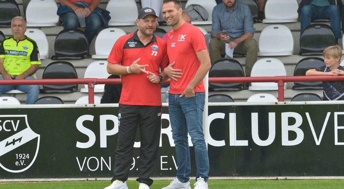 Remis gegen den SC Paderborn 07