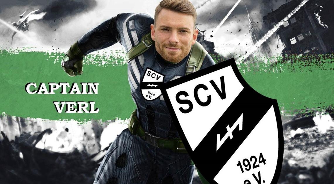 Stöckner wird Captain Verl