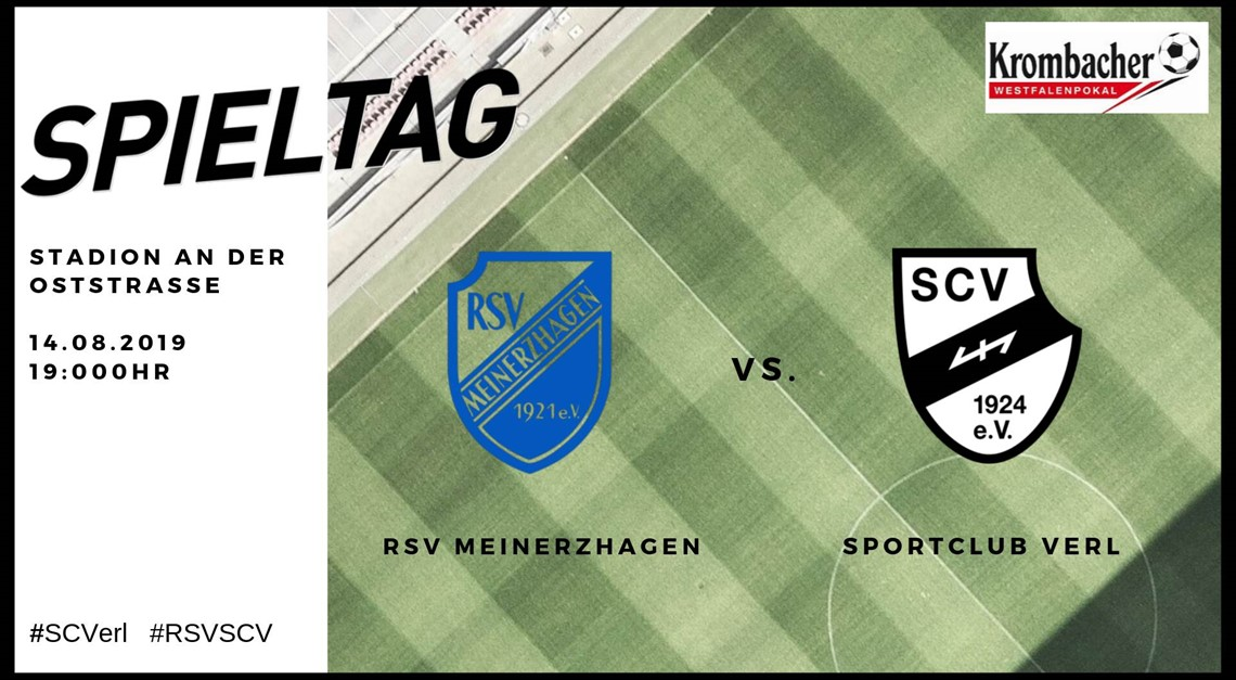Pokal-Info: RSV Meinerzhagen