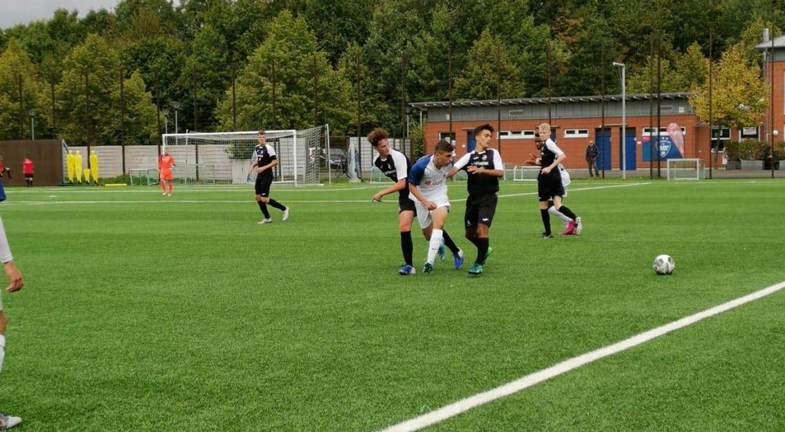 Nachbericht zum Saisonstart der U17