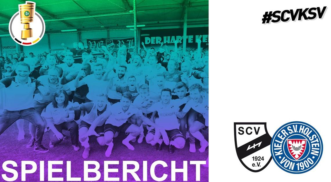 Sportclub Verl feiert nach Pokalkrimi erneut!