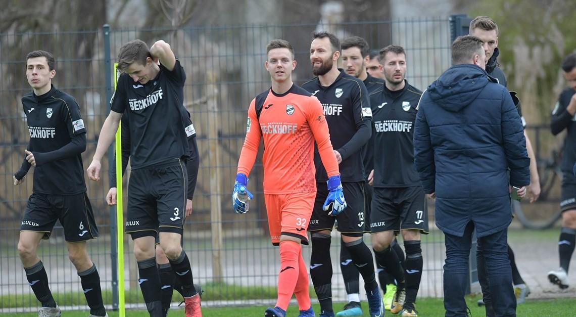Erste verliert gegen Preußen Münster mit 0:2