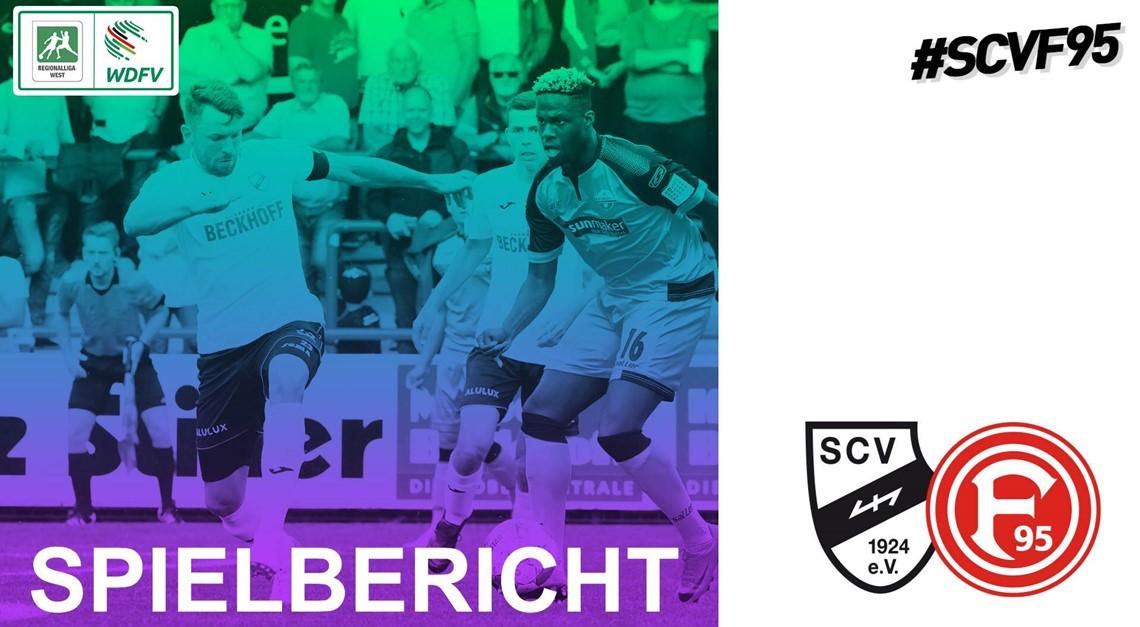 Sportclub mit 0:0 Remis gegen Düsseldorfer U23