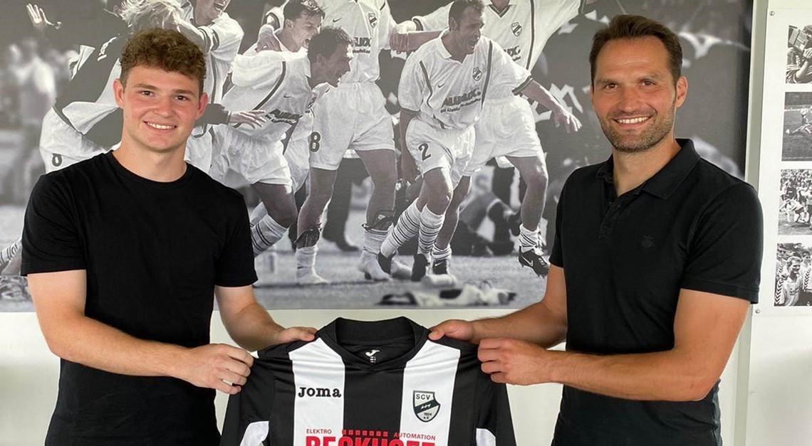 Julian Schwermann wechselt zum Sportclub!