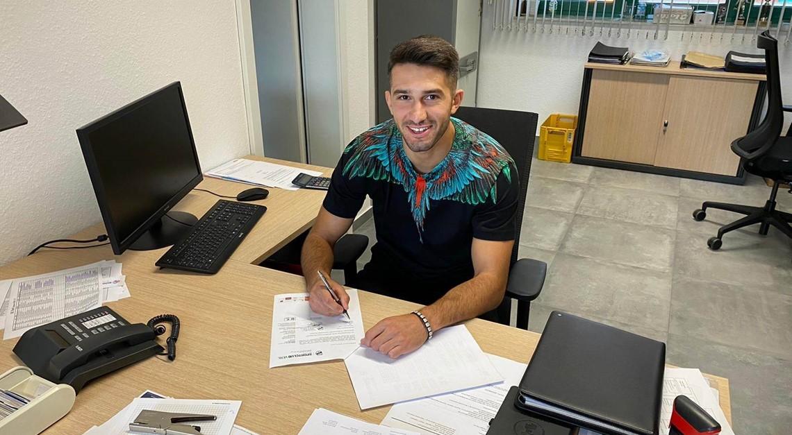 Sportclub verlängert Vertrag mit Yildirim!