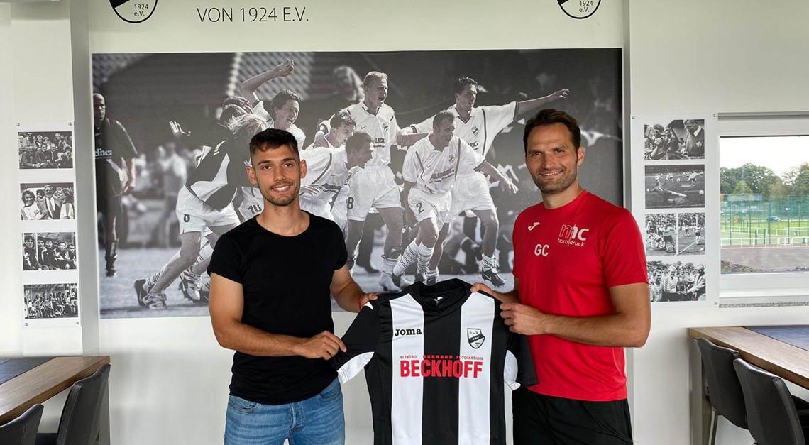 Dominik Sollfrank wechselt zum Sportclub