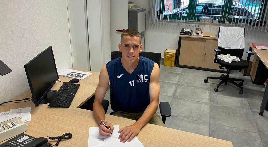 Philipp Sander wechselt zum Sportclub!