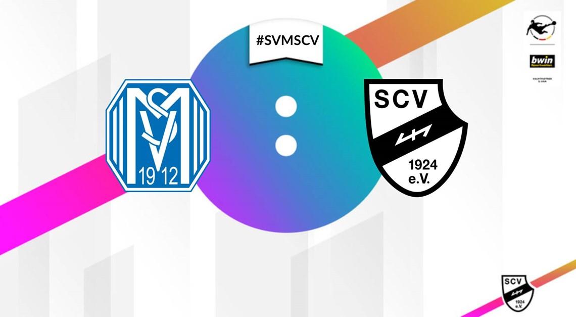 Sportclub Verl feiert 1:2 Auswärtserfolg in Meppen