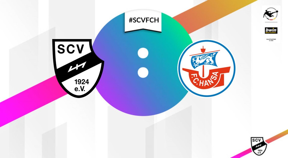 Sportclub Verl verliert mit 2:3!