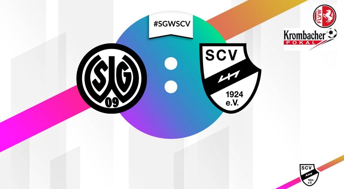 Westfalen-Pokal Runde 1