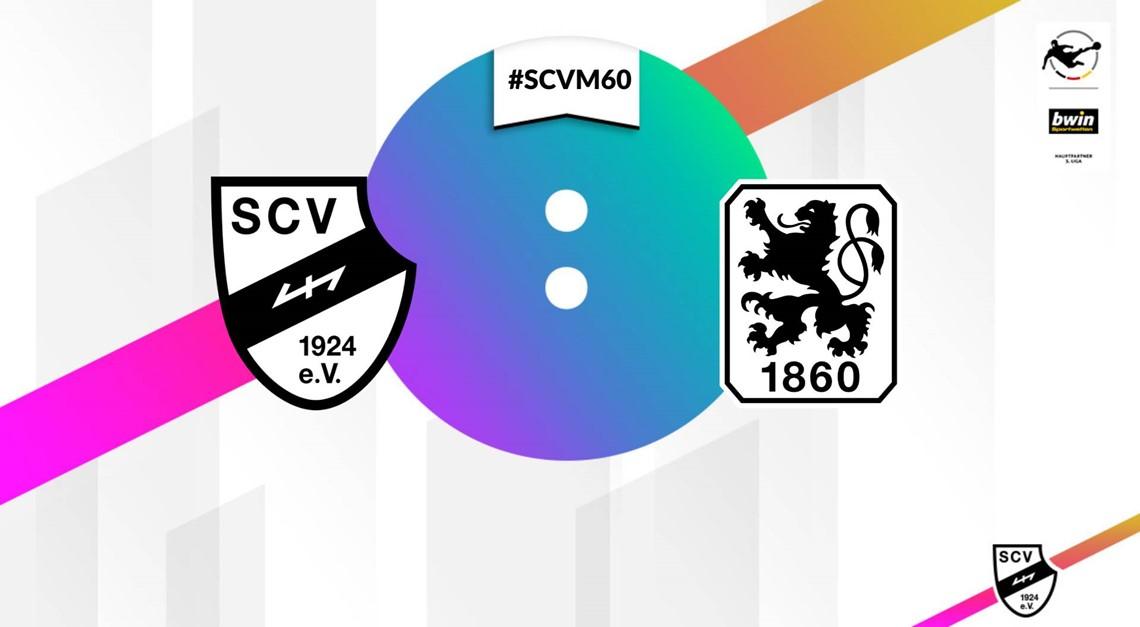 Sportclub Verl mit 1:1 Remis im Heimspiel!