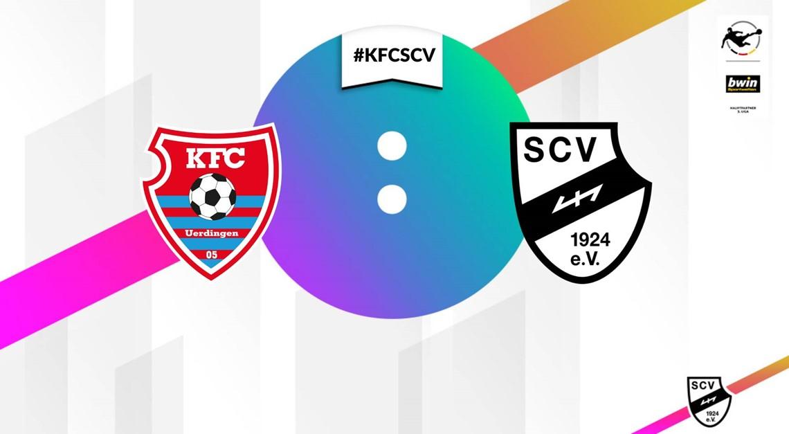 Sportclub Verl mit 1:2 Auswärtssieg!