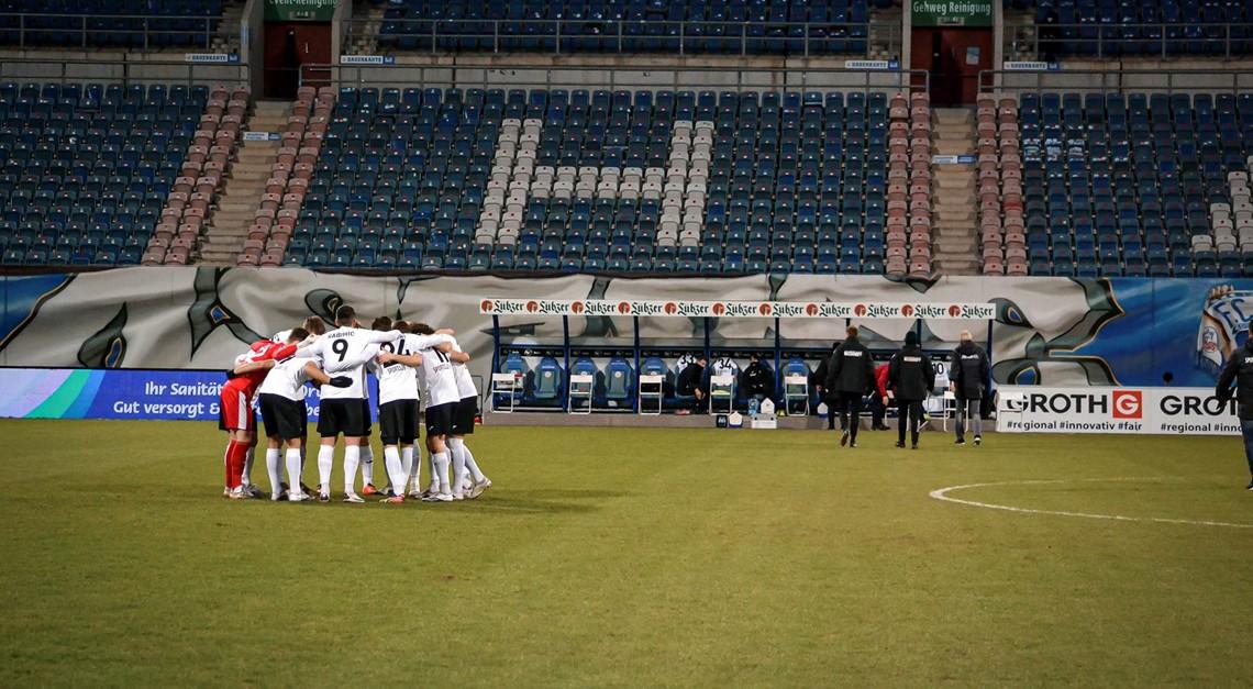 Sportclub Verl verliert in letzter Minute!
