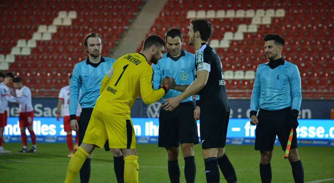 Sportclub Verl verliert mit 3:0