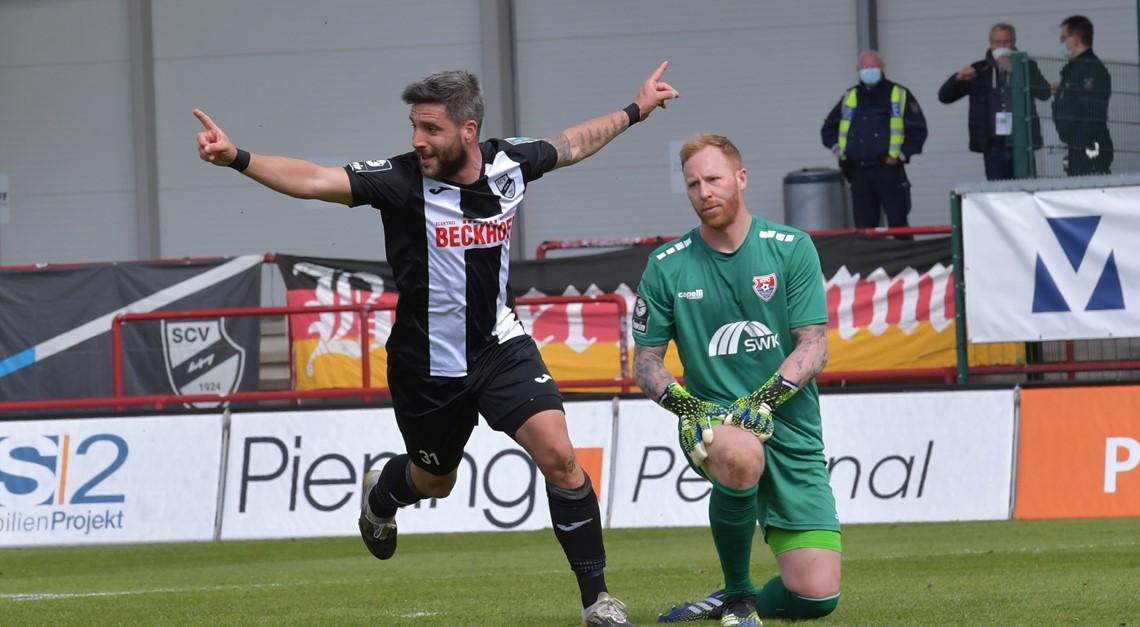 Sportclub Verl gewinnt mit 3:0!