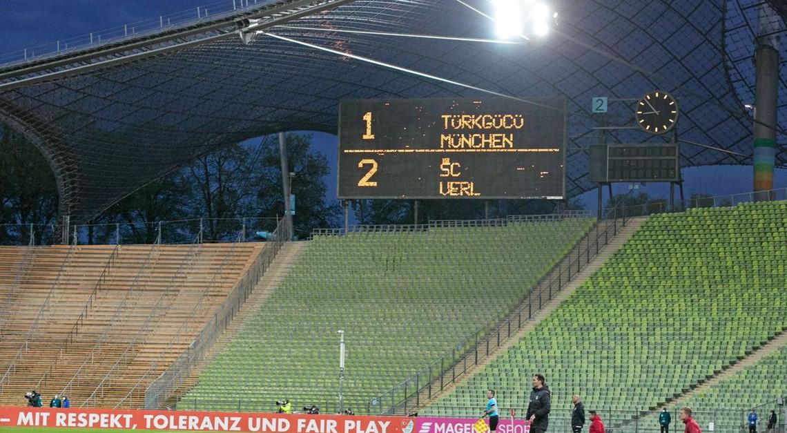 Sportclub Verl mit 2:1 Auswärtserfolg!