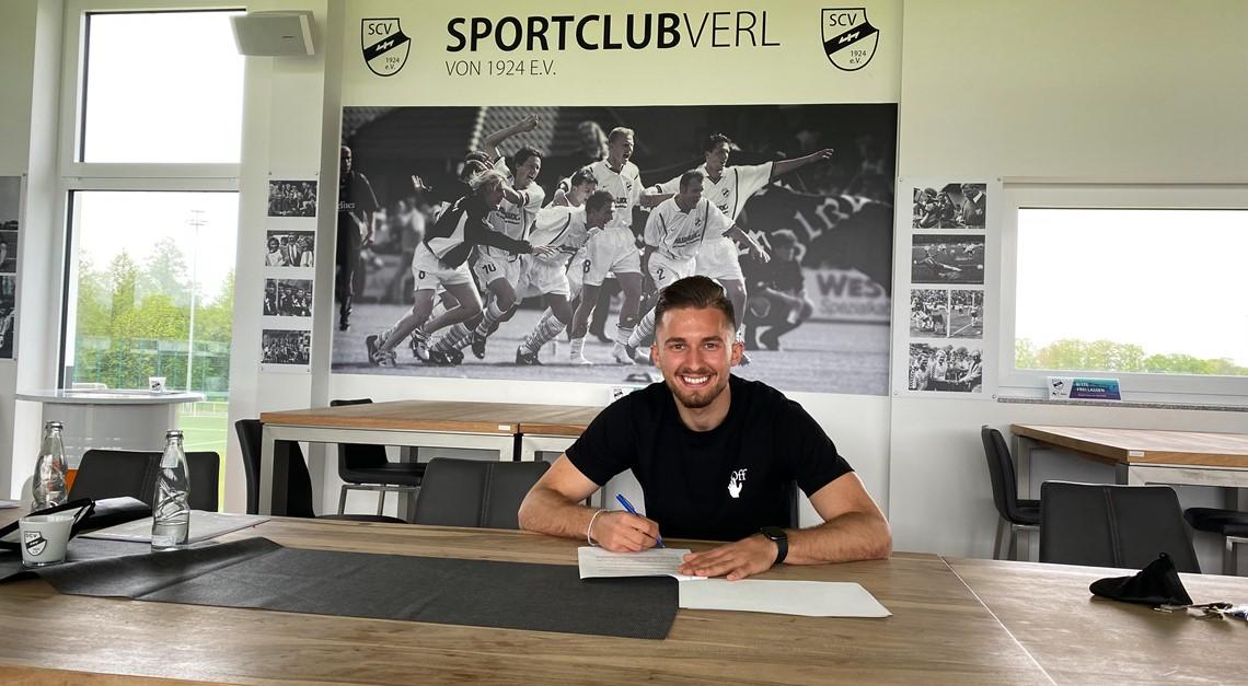 Valdrin Mustafa wechselt zum Sportclub