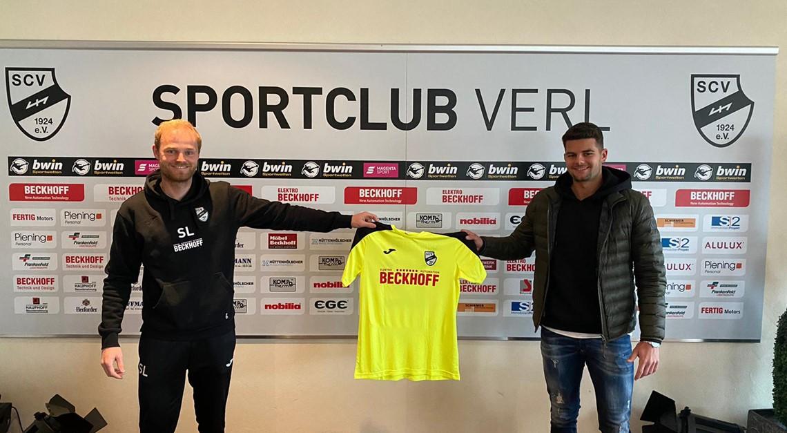 Niclas Thiede kommt vom SC Freiburg