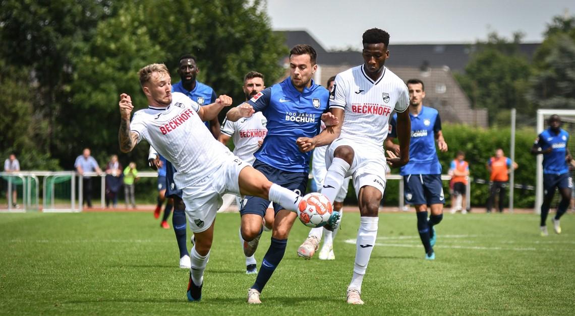 Testspiel beim VfL Bochum endet 3:3