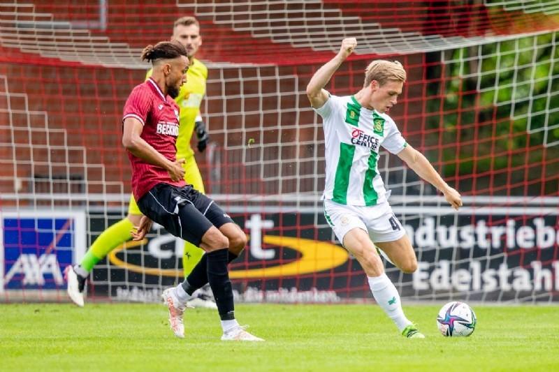 Sportclub gewinnt gegen FC Groningen