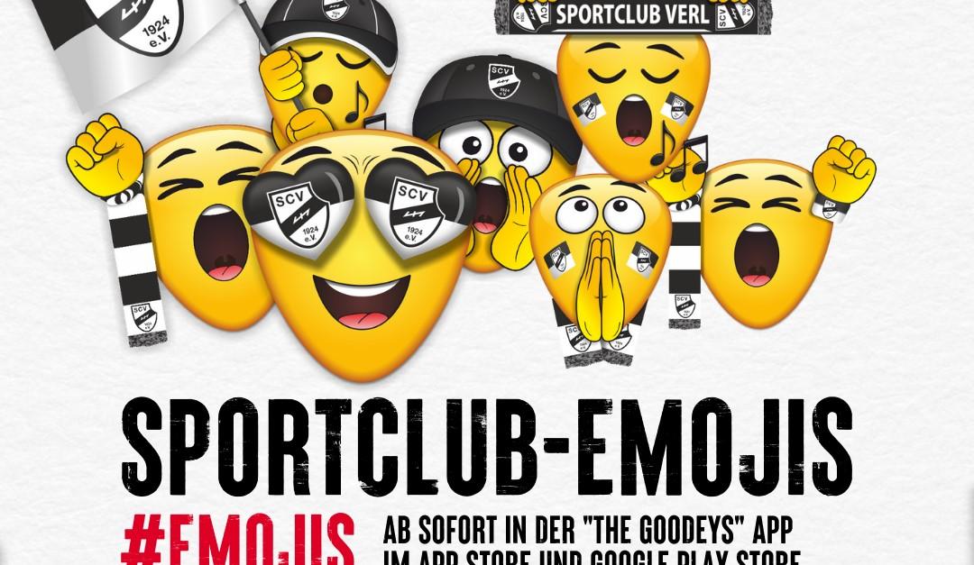 Sportclub Emojis