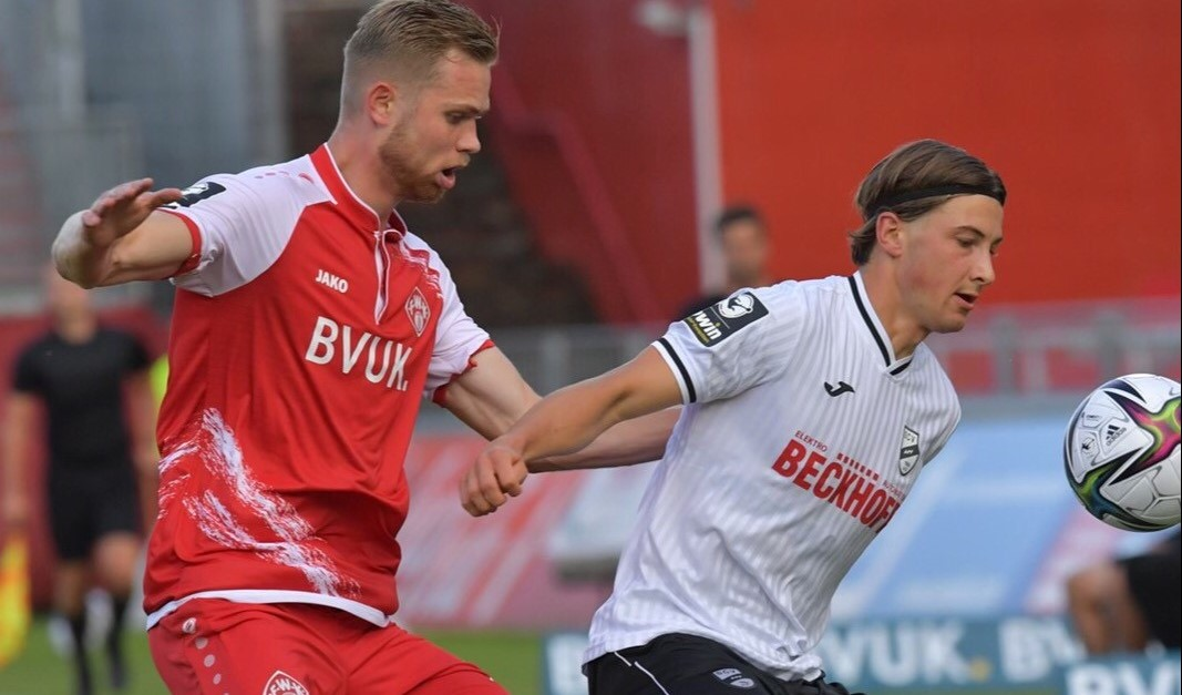 Sportclub Verl feiert 1:0 Erfolg!