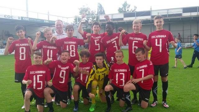 Juniorcup 2016 - Der zweite Tag
