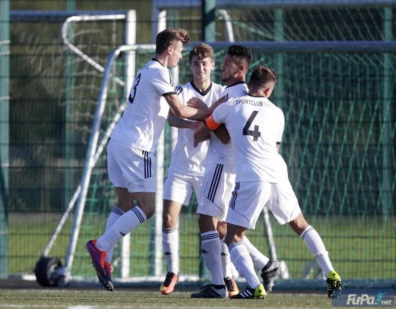 U23: Nach taktischer Neuausrichtung erfolgreich