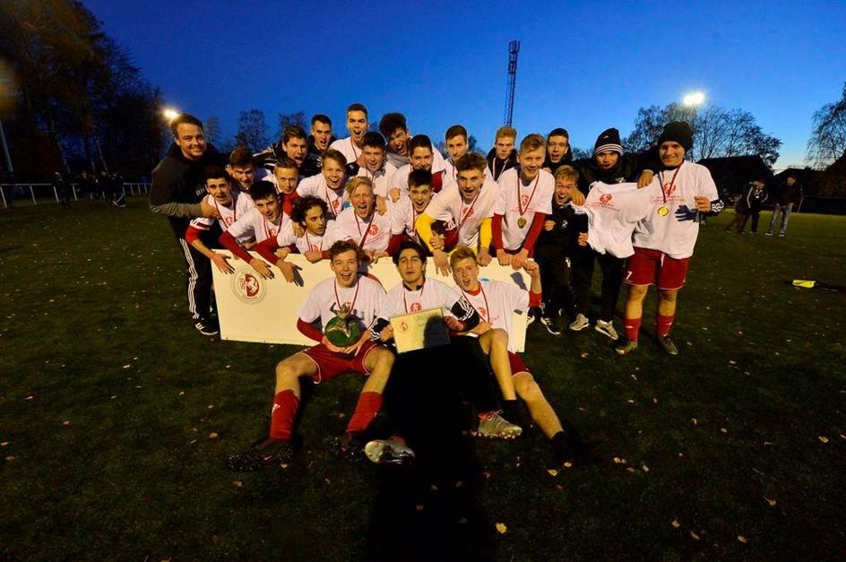 U17 für Westfalenpokal qualifiziert