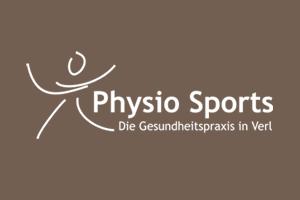 Sponsor - Physio Sports