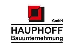 Sponsor - Hauphoff Bauunternehmung