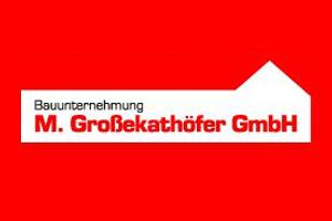 Sponsor - Großekathöfer Bau