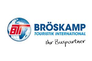 Sponsor - Bröskamp Touristik