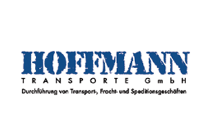 Sponsor - Hoffmann Spedition