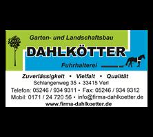 Sponsor - Fuhrhalterei Dahlkötter