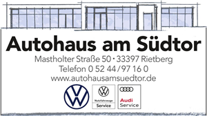 Sponsor - Autohaus am Südtor