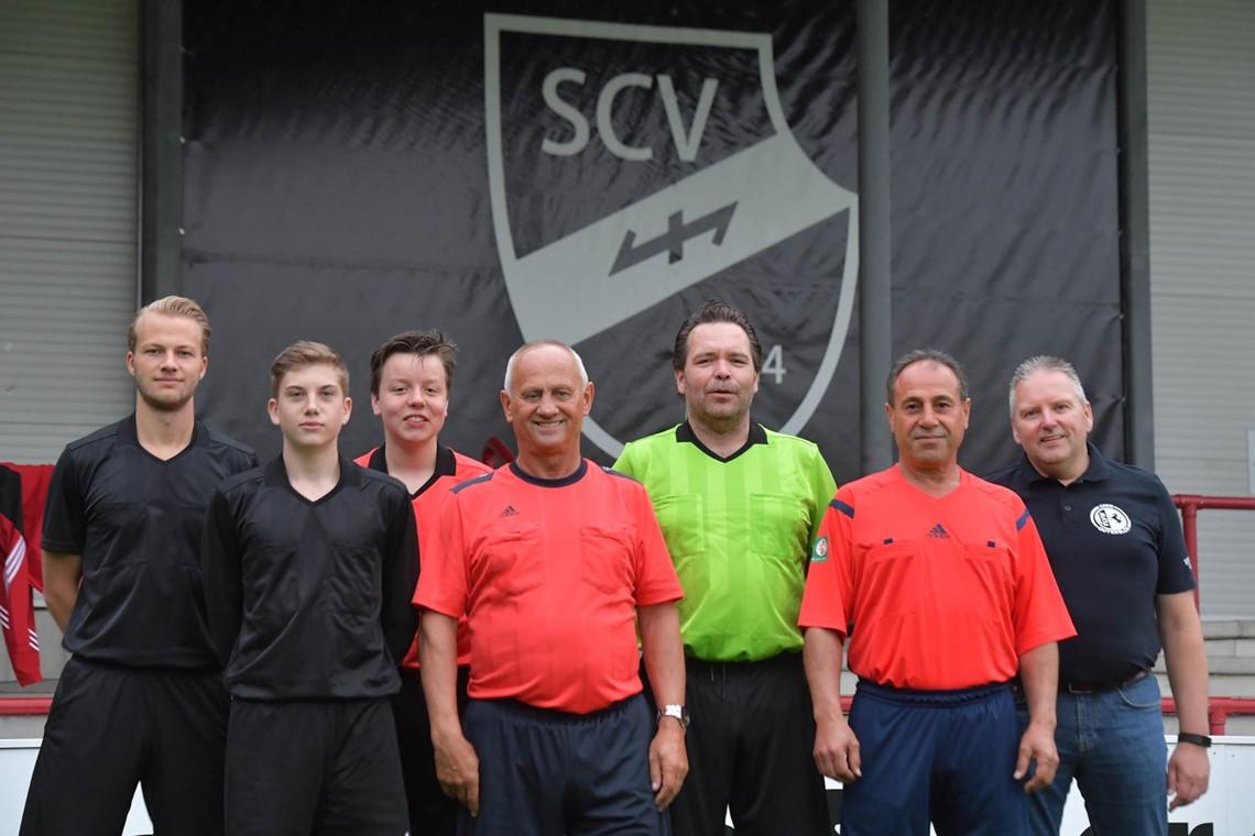 Mannschaftsfoto SC Verl 5