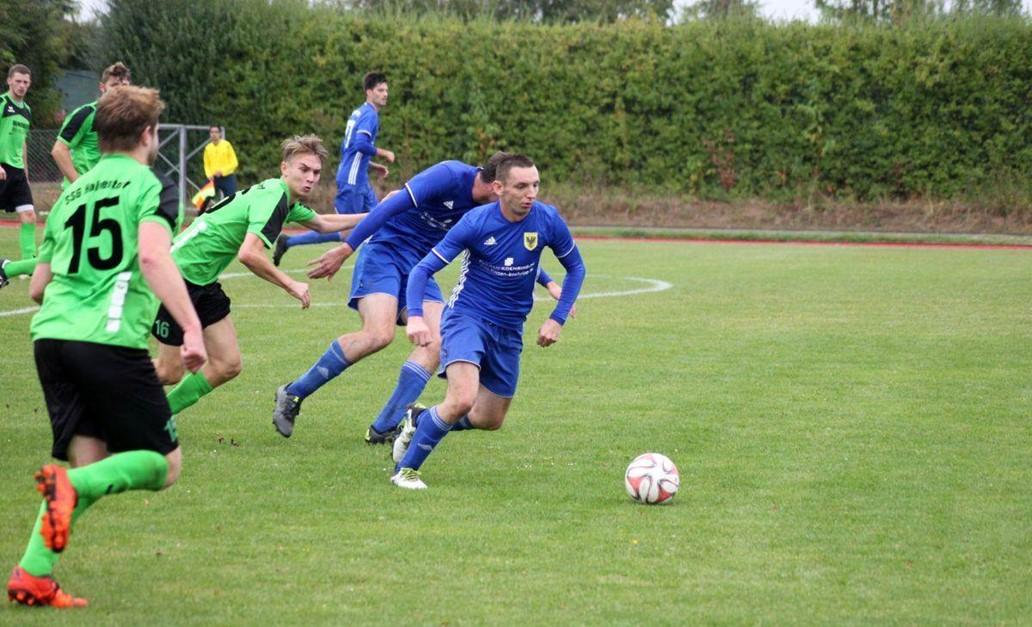 2:2 im Test gegen Bavenstedt I