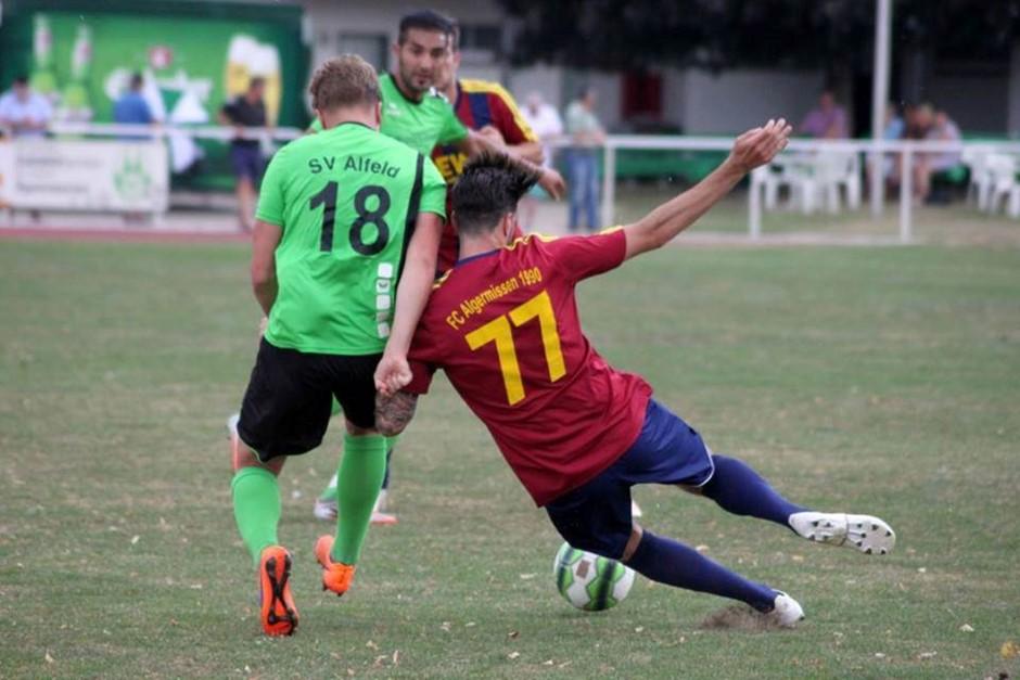 1:3 gegen Alfeld!