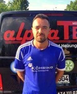 Benjamin Müller verstärkt den FC Algermissen!