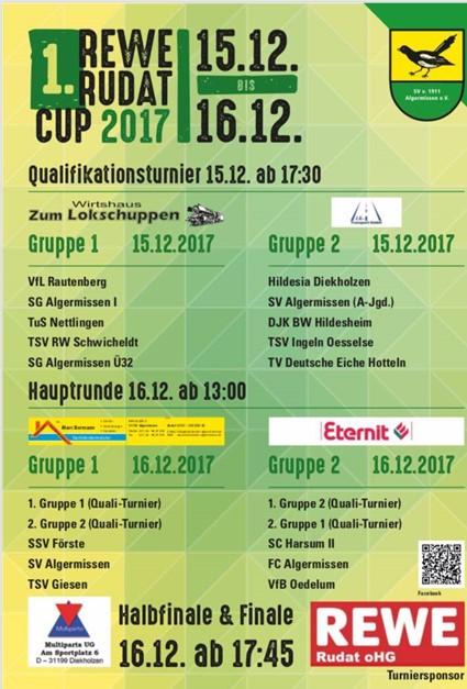 FC Algermissen beim REWE Cup