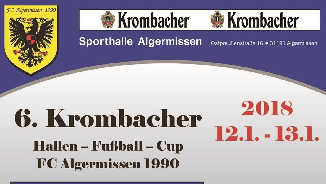 Zum 6.Mal - Krombacher Cup des FC Algermissen