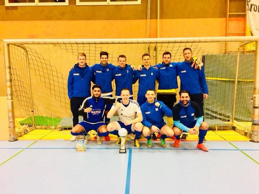 FCA gewinnt eigenen Krombacher Cup 2018!