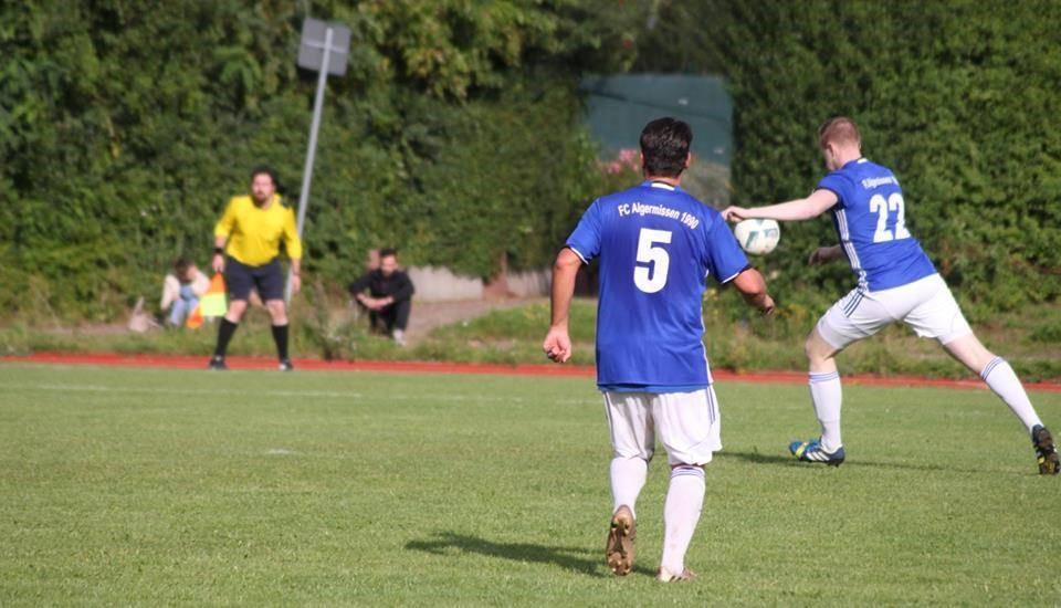 Nächster Test gegen den FC Concordia!