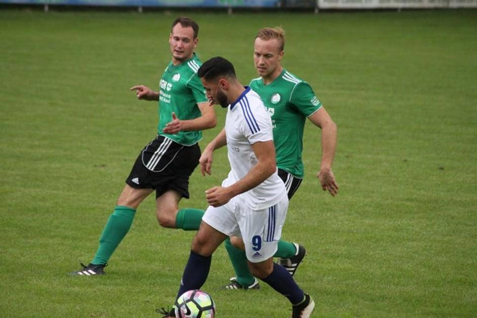 Derby gegen Harsum am Ostermontag